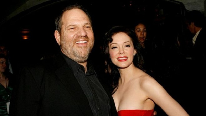 US actress McGowan makes rape allegation against Weinstein