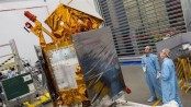 Russia launches European satellite to monitor Earth's atmosphere