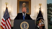 Trump vows not to recertify Iran nuclear deal