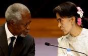 Former UN chief Kofi Annan says Rohingya must be taken back to Myanmar