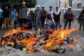 IMF worried over Venezuela, 'no solution in sight'
