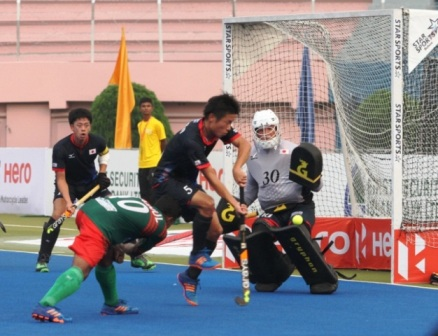 Asia Cup: Bangladesh concede 1-3 defeat against Japan