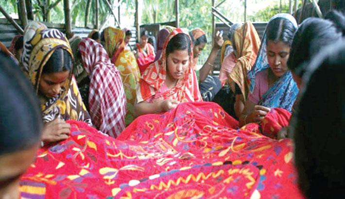 Rural Women's Contribution  to Economic Development