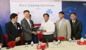 Bashundhara Group, Korean MTS company reach agreement