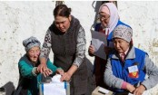 Kyrgyzstan to choose new president in historic election