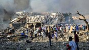 Truck bomb rocks Somali capital, Kills 20