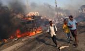Somalia: At least 85 dead in Mogadishu blasts (Video)
