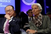 US-world divide spills out at IMF-World Bank meetings