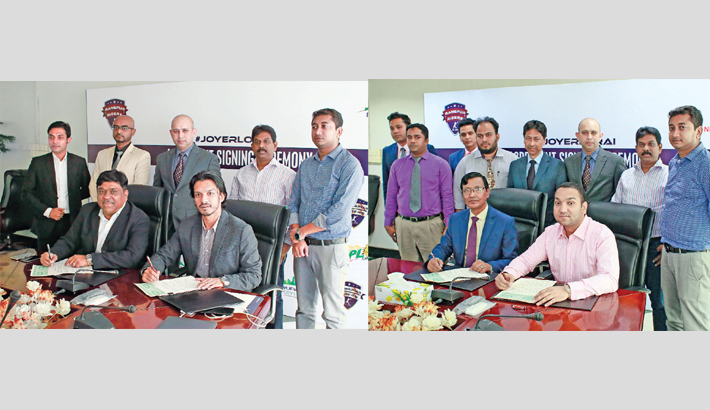 Rupayan, Nitol-Niloy join Rangpur Riders as sponsors