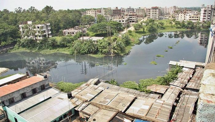 Minor boy drowned in Mugda canal