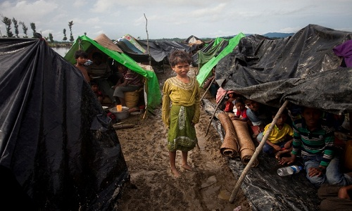 Rohingya issue discussed at IPU Assembly