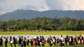 Over 12,000 Rohingyas flee to Bangladesh in 24 hours: official