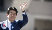 Shinzo Abe on course for landslide win in Japan vote