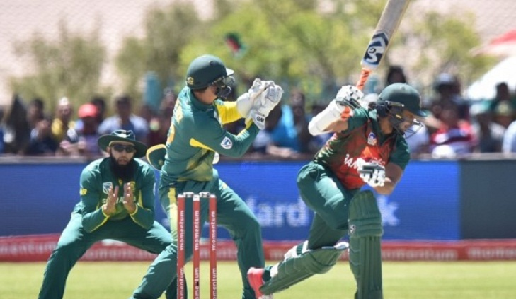 Bangladesh faces Proteas in 2nd ODI Tuesday