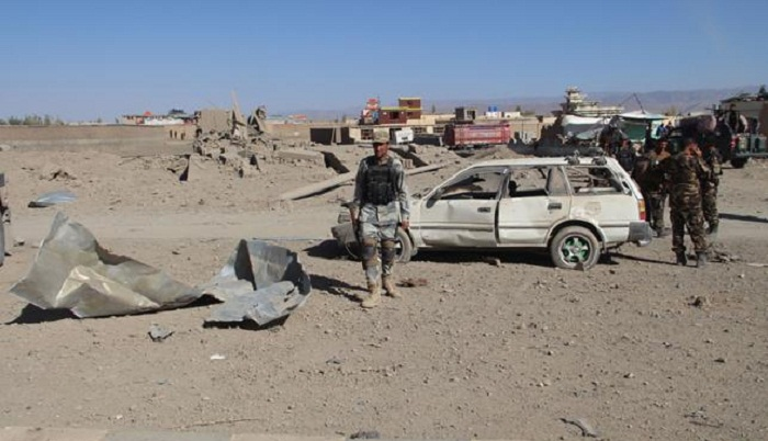 71 killed in separate attacks on Afghan security forces