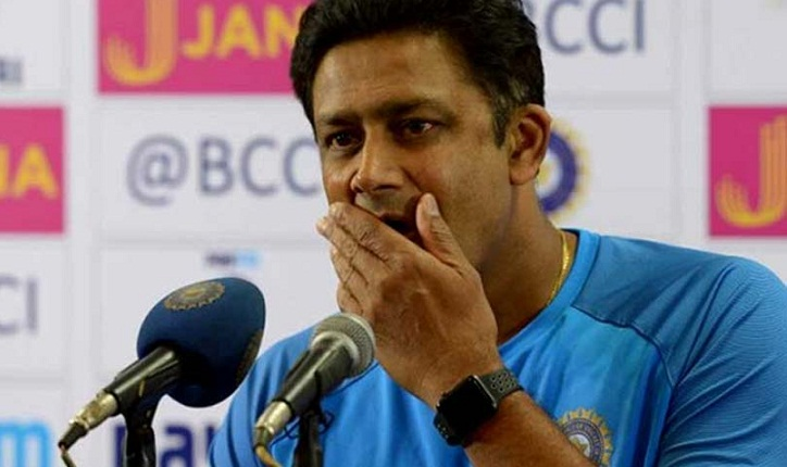 Indian cricket board lambasted over Kumble birthday post