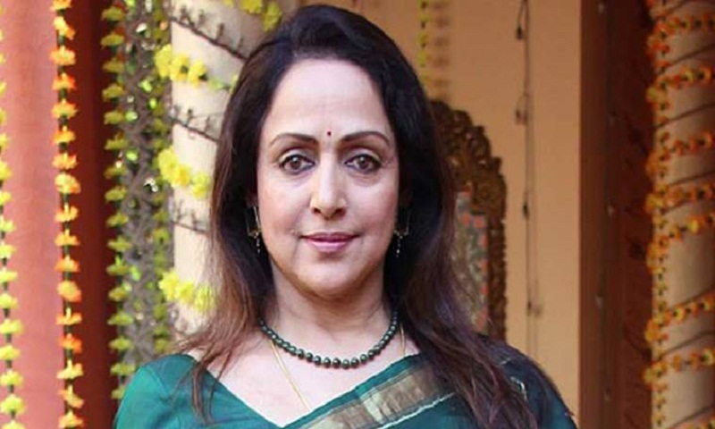 Being at the top is lonely: Hema Malini