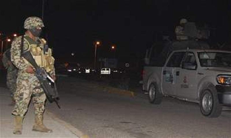 Border gunbattles leave 11 dead in northern Mexico