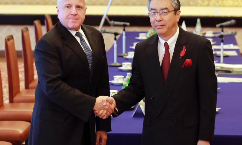 US, Japan agree to maximize diplomatic pressure on N Korea