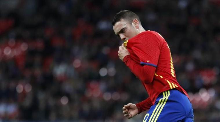Celta Vigo beats Las Palmas 5-2 with hat trick by Iago Aspas