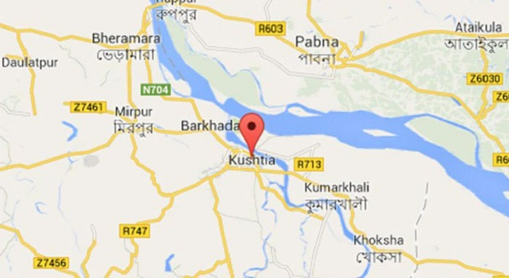 Two killed in Kushtia road accident