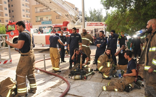 5 of a Bangladeshi family killed in Kuwait fire