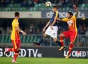 Benevento remains alone in Europe without a point