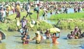 12,000 more Rohingyas enter Bangladesh