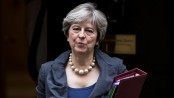 British PM dines with Juncker to break Brexit deadlock