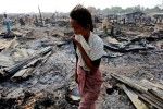New satellite images confirm mass destruction in Rakhine