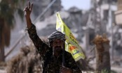 Syria war: US-backed forces 'control' Raqqa