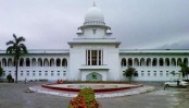 Zakir Hossain made acting registrar general of Supreme Court