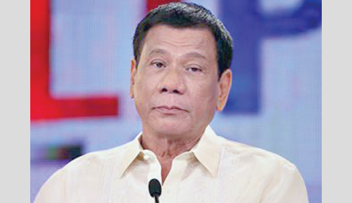 Marawi city liberated but battle continues: Duterte