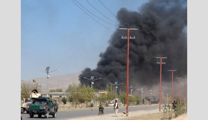 Suicide bombers, gunmen kill 71 in attacks on Afghan security forces