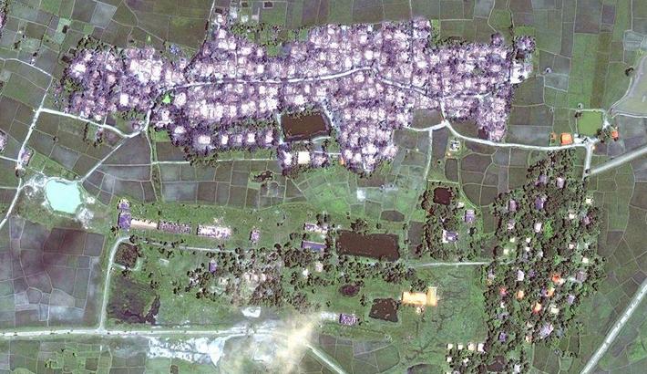 288 villages torched in Rakhine