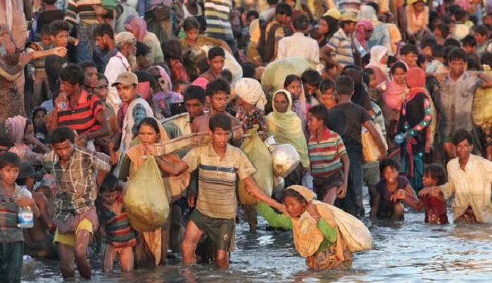 582,000 Rohingya fled to Bangladesh: UN