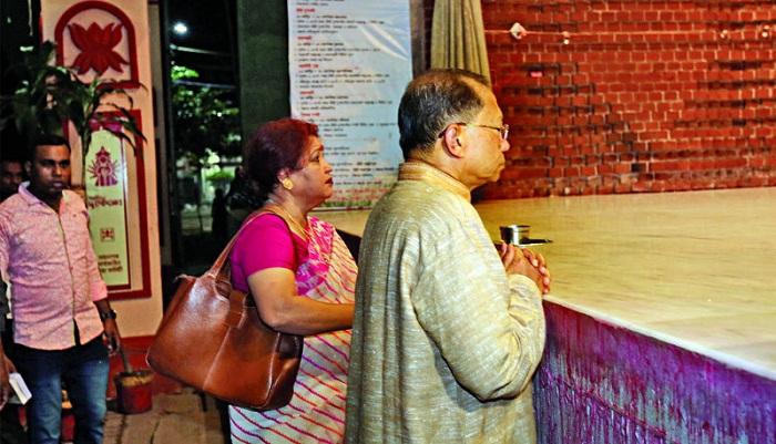 CJ SK Sinha's wife flies to Australia