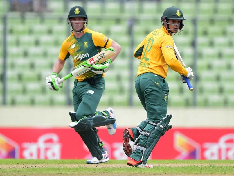 South Africa set 354 runs target for Bangladesh