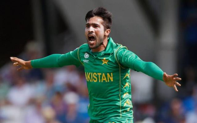 Amir back in Pakistan's Twenty20 squad