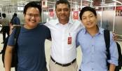 Myanmar photographers allowed to leave Bangladesh