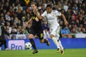Tottenham hold Real Madrid to draw at Santiago Bernabeu