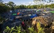 All Rohingya camps get electricity: Maya