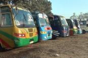 Transport strike in Sylhet underway