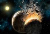 Astronomers witness huge cosmic crash, find origins of gold