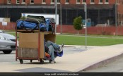 Thief hides in suitcase, robs passengers' bus baggage
