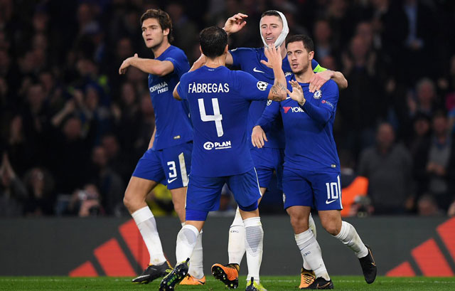 Chelsea snatch draw as Man United edge Benfica