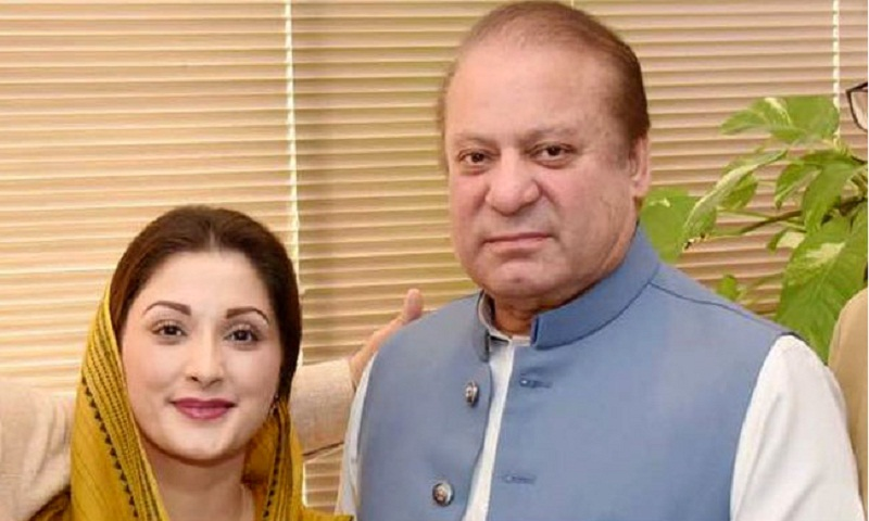 Pakistani anti-corruption court indicts ousted PM Nawaz Sharif, daughter