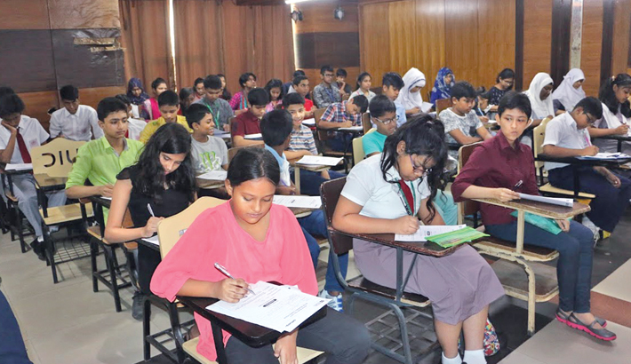 Final exam of Book Reading Contest held