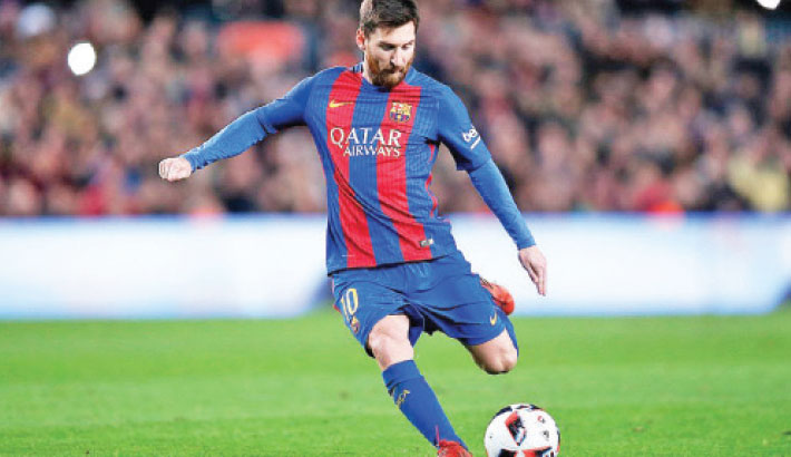 Messi: The Magician Of Football