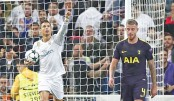 Spurs withstand Real pressure